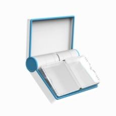 Memo Box Vibrant blauw