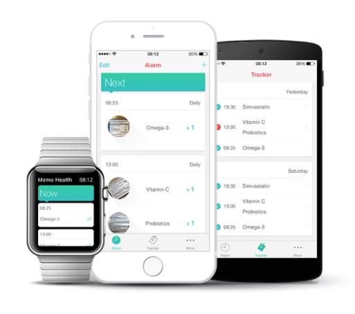 Memo Health App