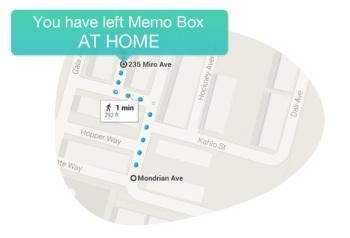 MemoBox thuis