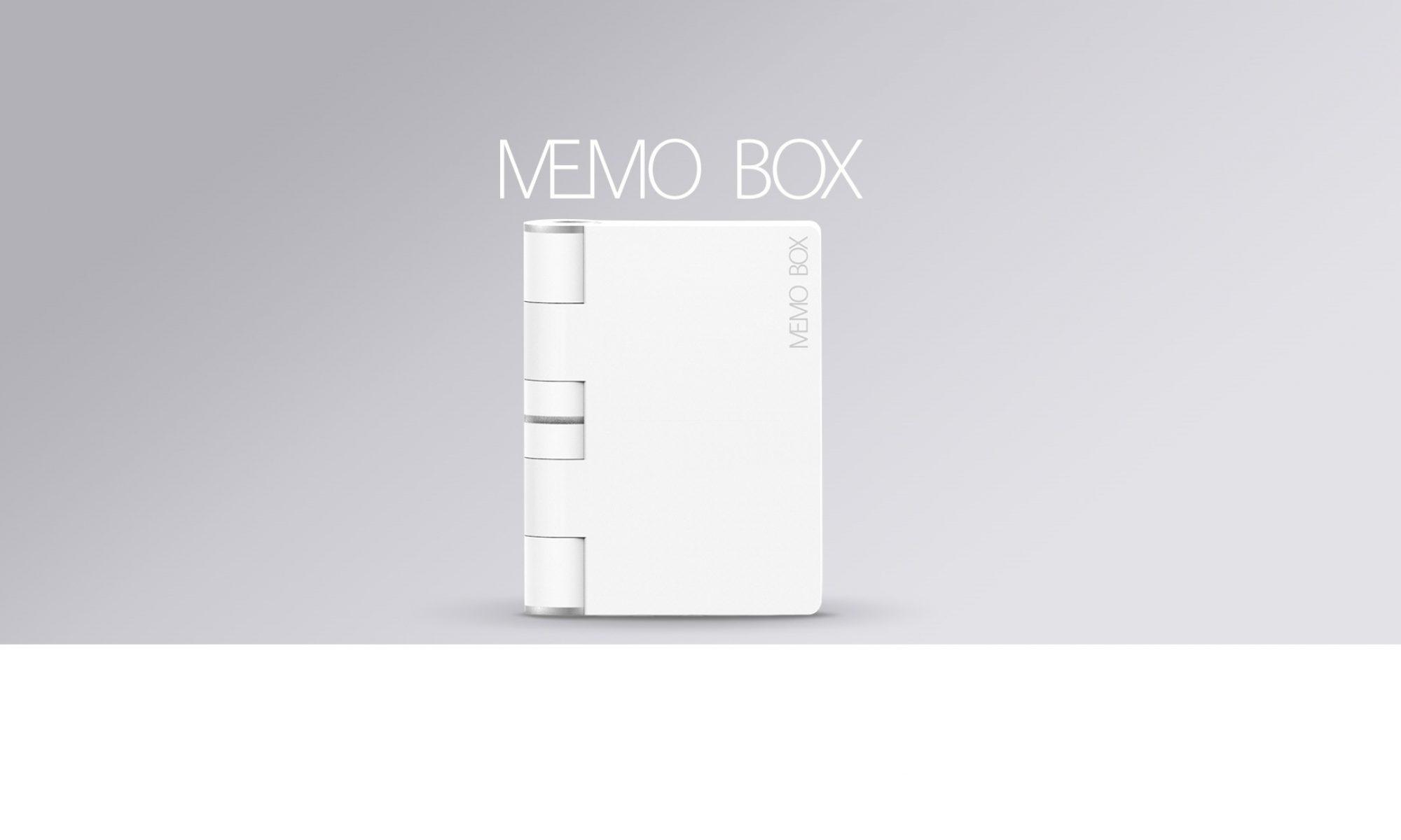 Memo-Box